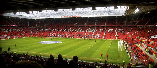 Old Trafford by vegaseddie, Flickr