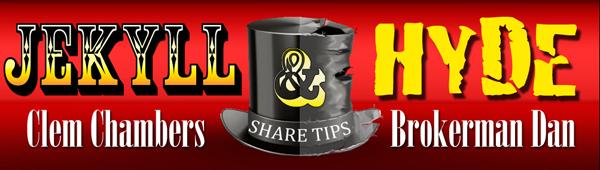Jekyll & Hyde Share Tips